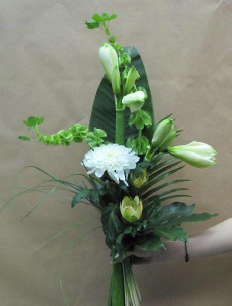 Bouquet of amaryllis for Bouquet amaryllis